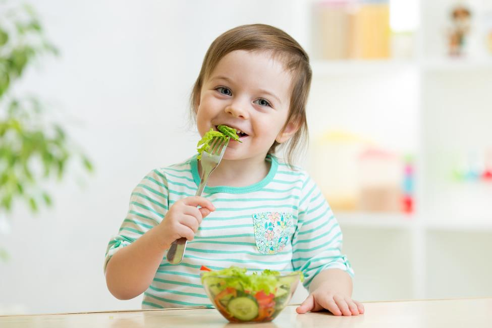 راههای افزایش وزن سریع کودک