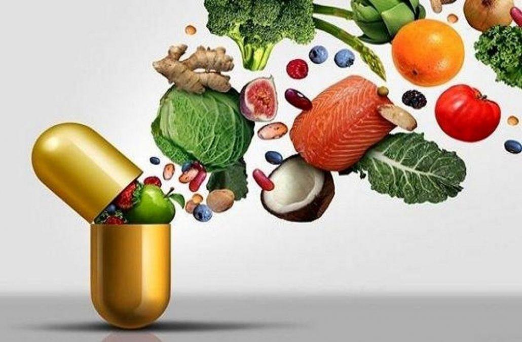 ویتامین های مورد نیاز روزانه بدن