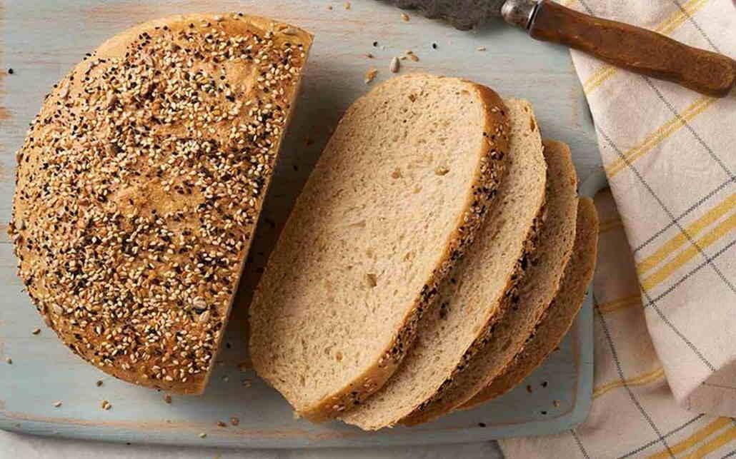 طرز تهیه نان چاودار خانگی