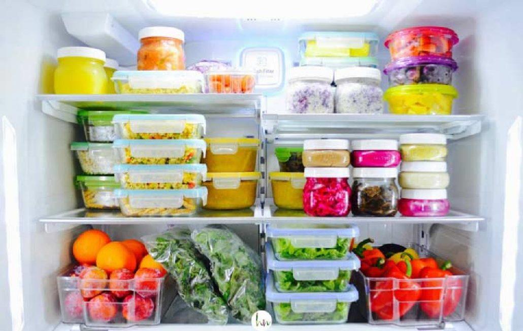 بهترین ظرف برای نگهداری مواد غذایی در فریزر