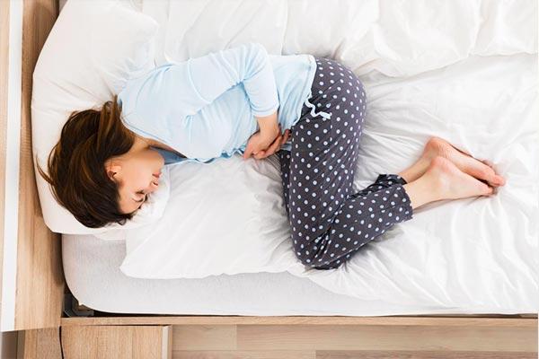 درمان خانگی معده درد عصبی