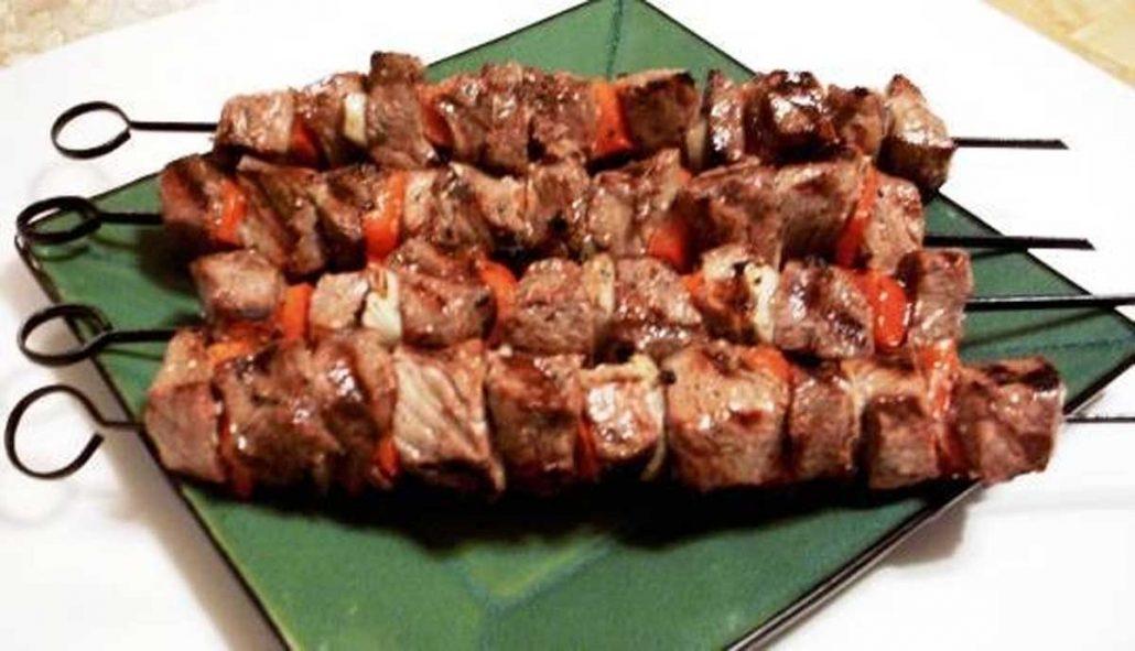طعم دار کردن گوشت شترمرغ