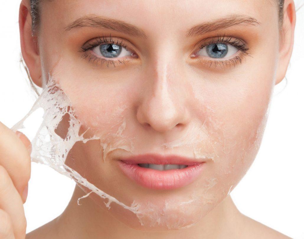 راههای درمان دهیدراته شدن پوست صورت