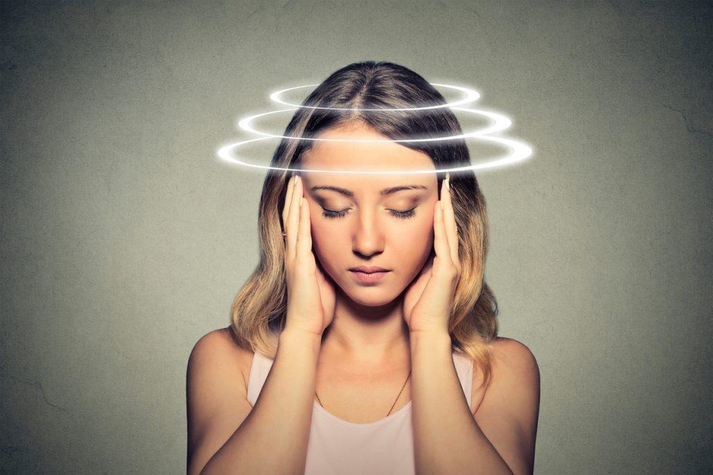 علت سرگیجه بعد از خواب