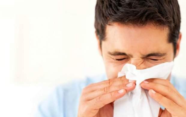 درمان خانگی حساسیت گلو