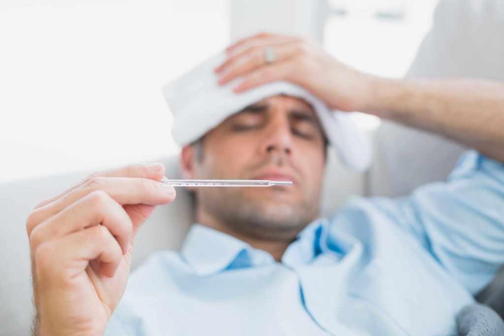 پایین آوردن تب در طب اسلامی