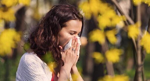 درمان حساسیت فصلی پاییز در طب سنتی