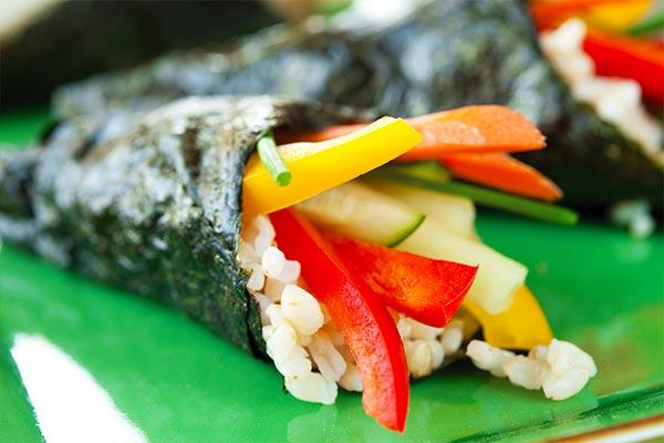 جلبک سوشی چیست