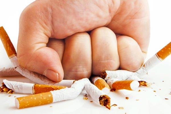 تغییرات ظاهری پس از ترک سیگار