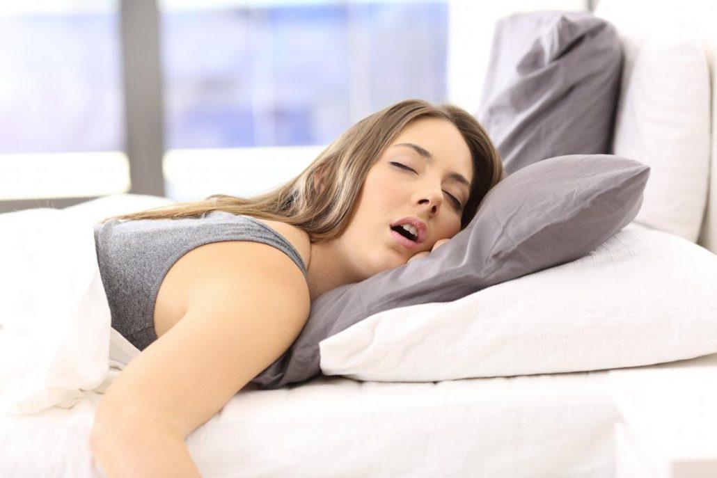 علت ریزش آب دهان در خواب