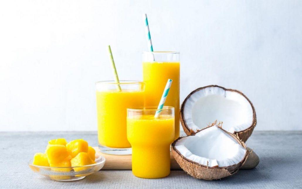 نوشیدنی انرژی زا طبیعی