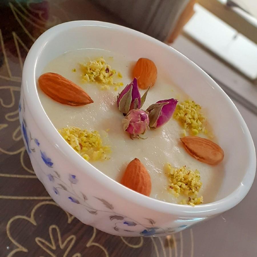 طرز تهیه حریره بادام برای نوزاد ۶ ماهه