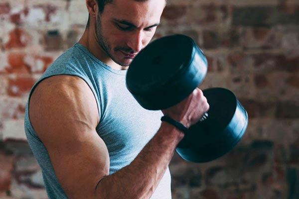 گرفتگی عضلات بعد از بدنسازی