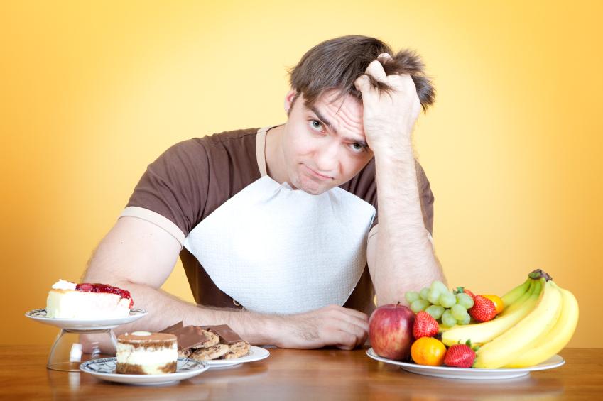 عوارض رژیم غذایی نامناسب