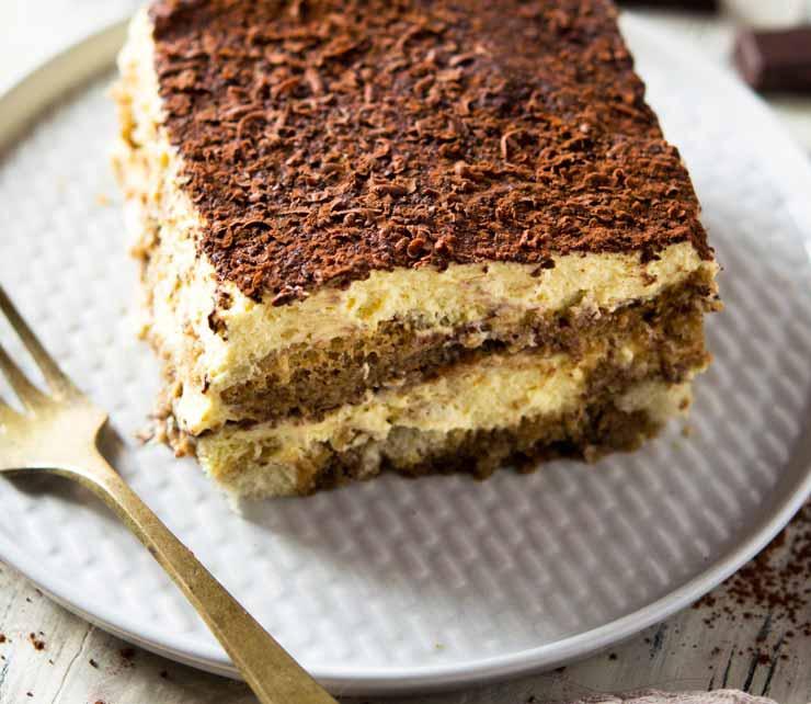 کیک یخچالی موزی ساده