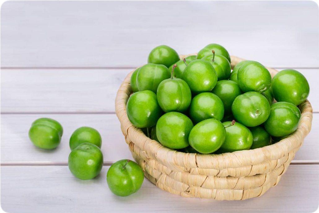 فرق آلوچه و گوجه سبز