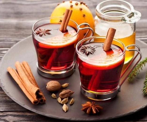 دمنوش برای سرماخوردگی و گلودرد