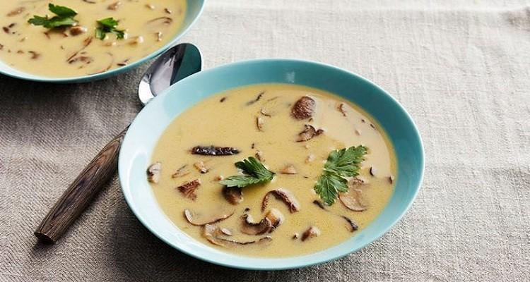 ساده ترین سوپ تره فرنگی