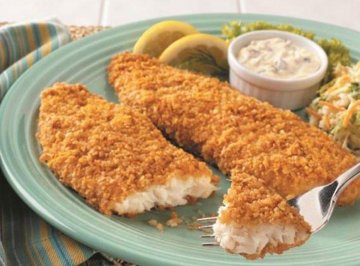 طرز تهیه ماهی سفید سوخاری