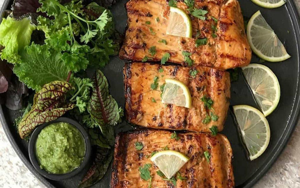 طرز تهیه خوراک ماهی با سیب زمینی