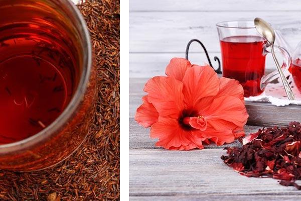 تفاوت چای ترش با چای رویبوس