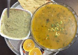 طرز تهیه سوپ ماهیچه با گندم برای بیماران و کودکان