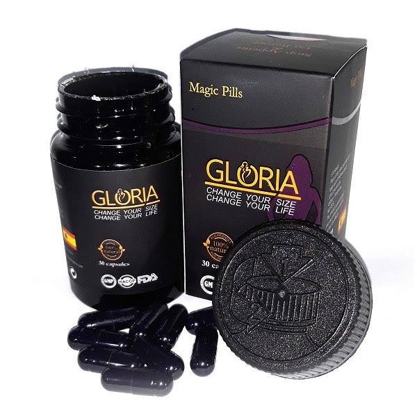 مواد تشکیل دهنده قرص لاغری گلوریا