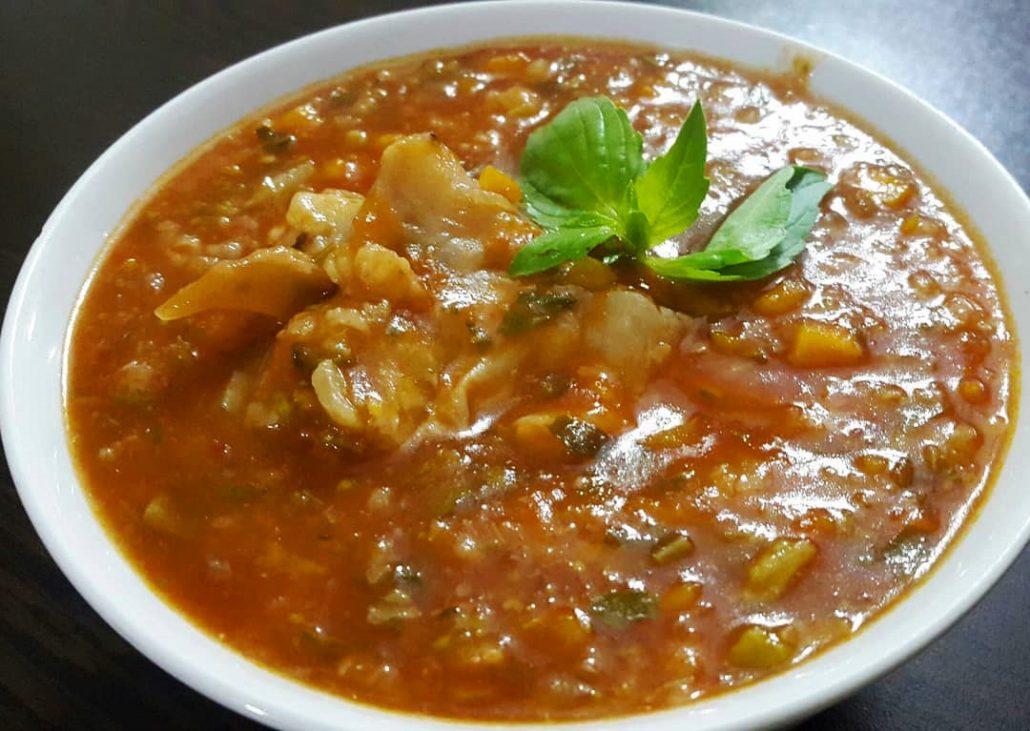 طرز تهیه سوپ ماهیچه برای کرونا