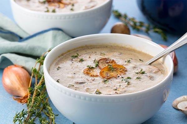 سوپ برای سرماخوردگی و گلودرد